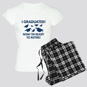 Now I'm Ready To Retire Women's Light Pajamas