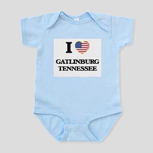 I love Gatlinburg Tennessee Body Suit