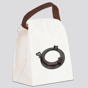 Porthole110510 Canvas Lunch Bag