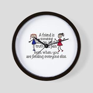 A Friend Is Wall Clock