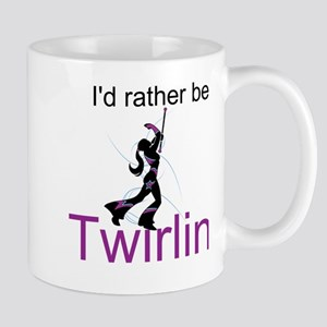 Rather Be Twirling Mugs