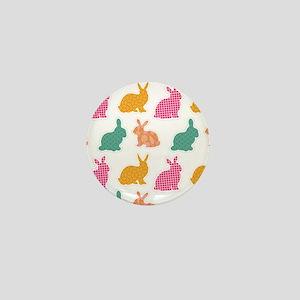 bunny Mini Button