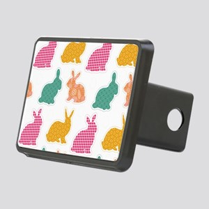 bunny Rectangular Hitch Cover