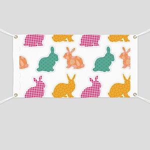 bunny Banner