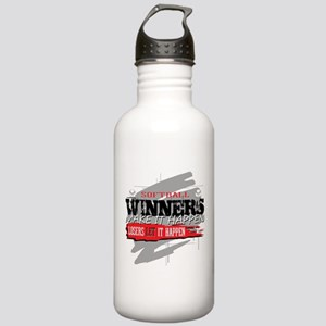 Winners and Losers Sof Stainless Water Bottle 1.0L