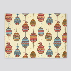 Decorating for Easter 5'x7'Area Rug