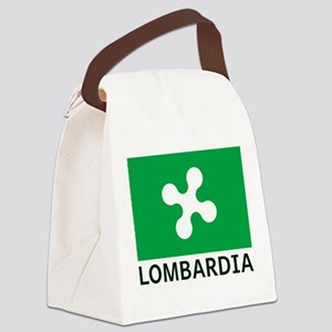 Lombardia Canvas Lunch Bag