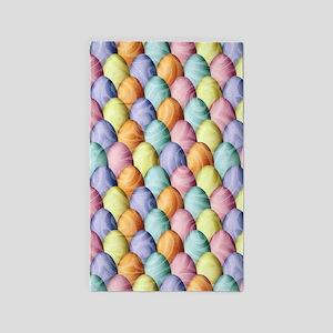 Easter Egg Assembly Area Rug