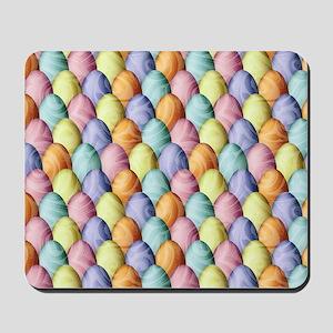 Easter Egg Assembly Mousepad
