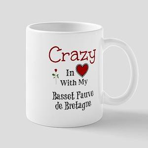 Basset Fauve de Bretagne Mugs