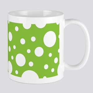 Mod Dot Spring Green Mug