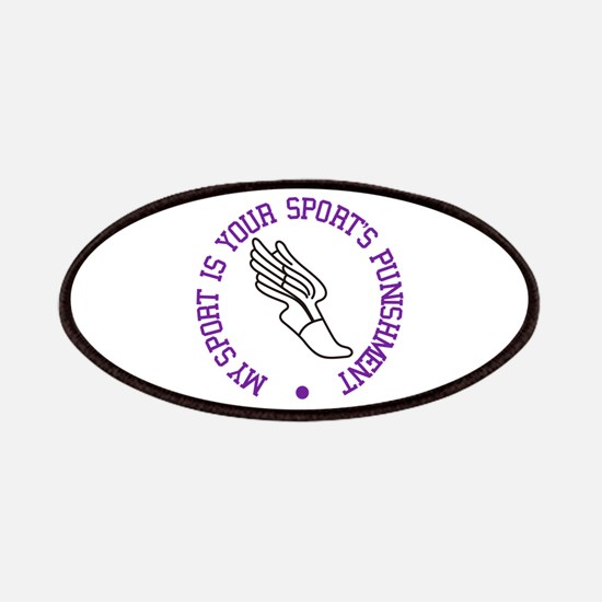 My Sport Is Patch
