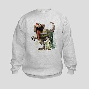 Nobody Nibbles on Sid Kids Sweatshirt