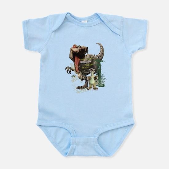 Nobody Nibbles on Sid Infant Bodysuit