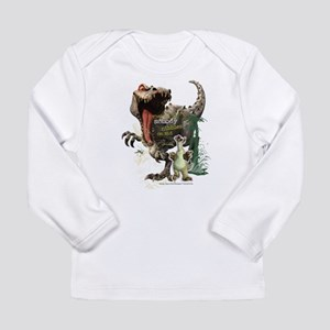 Nobody Nibbles on Sid Long Sleeve Infant T-Shirt