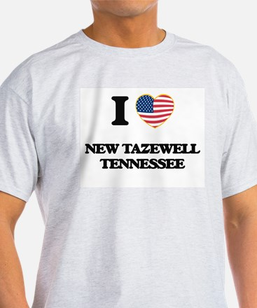 I love New Tazewell Tennessee T-Shirt