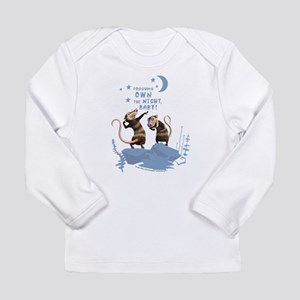 Possums Own the Night Long Sleeve Infant T-Shirt