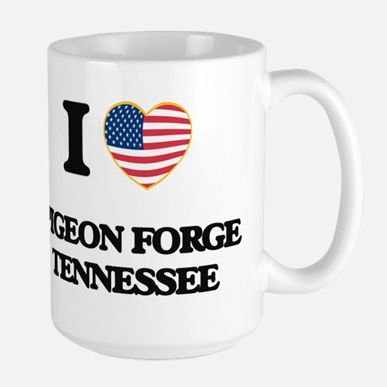 I love Pigeon Forge Tennessee Mugs