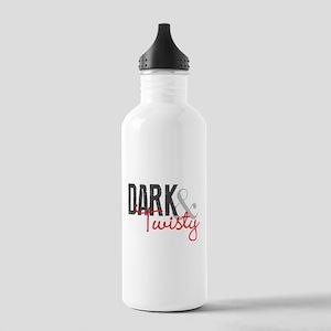 Grey's Anatomy: Dark a Stainless Water Bottle 1.0L