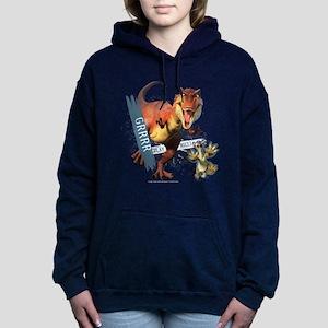 Sid Dinosaur Women's Hooded Sweatshirt