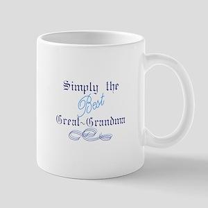 Best Great Grandma Mugs