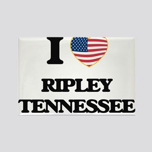 I love Ripley Tennessee Magnets