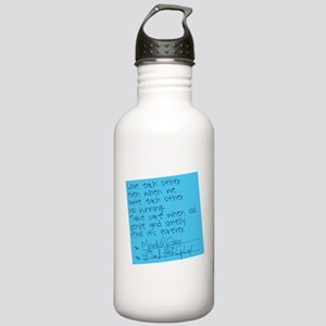 Grey's Anatomy: Sticky Stainless Water Bottle 1.0L