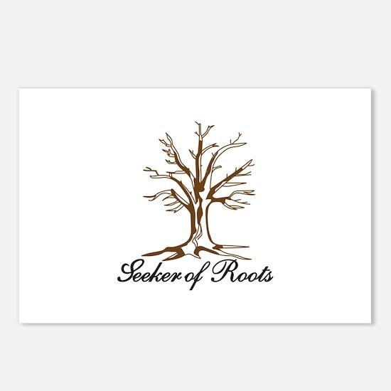 Seeker of Roots Postcards (Package of 8)