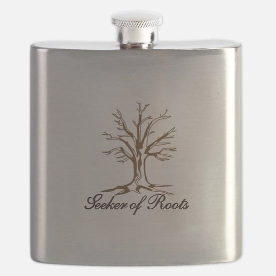 Seeker of Roots Flask