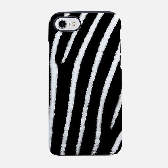 Zebra Print iPhone 7 Tough Case