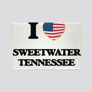 I love Sweetwater Tennessee Magnets