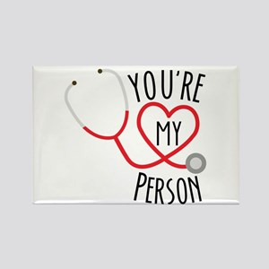 Grey's Anatomy You're My Person Rectangle Magnet