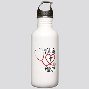 Grey's Anatomy You're Stainless Water Bottle 1.0L