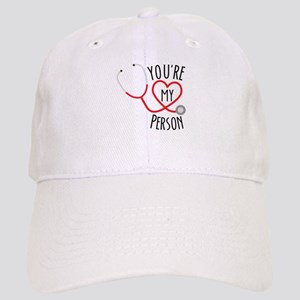Grey's Anatomy You're My Person Cap