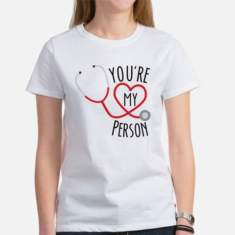 Grey's Anatomy You're My Person T-shirt
