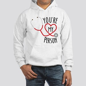 Grey's Anatomy You're My Person Hooded Sweatshirt