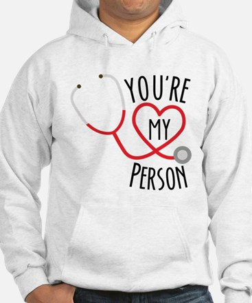 Grey's Anatomy You're My Person Hoodie