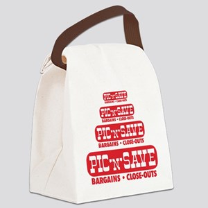 Pic 'n' Save Canvas Lunch Bag