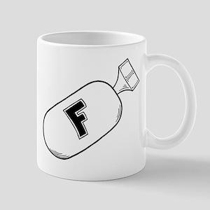 F-Bomb version 1 Mug