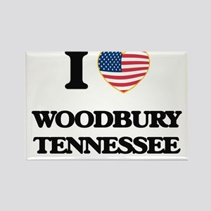 I love Woodbury Tennessee Magnets