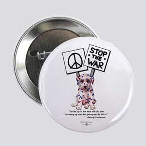 Stop the War! Button