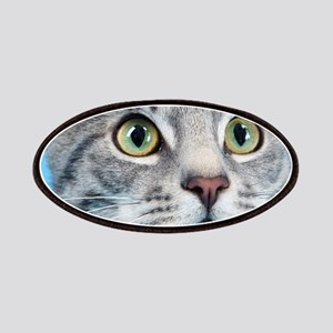 Beautiful Green Eyed Kitty Cat Patch