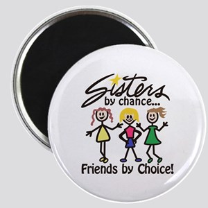 Friends By Choice Magnets