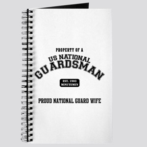 Proud National Guard Wife Journal