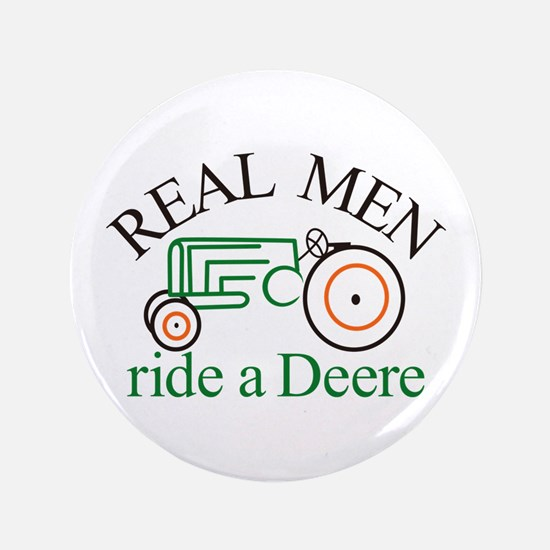 Ride a Deere Button