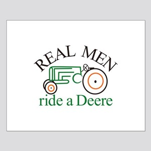 Ride a Deere Posters
