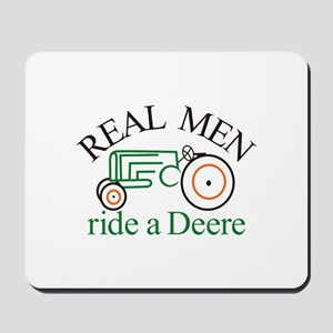 Ride a Deere Mousepad