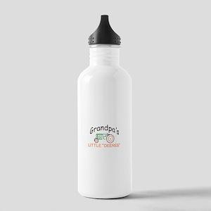 """Grandpas Little """"Deeres"""" Water Bottle"""