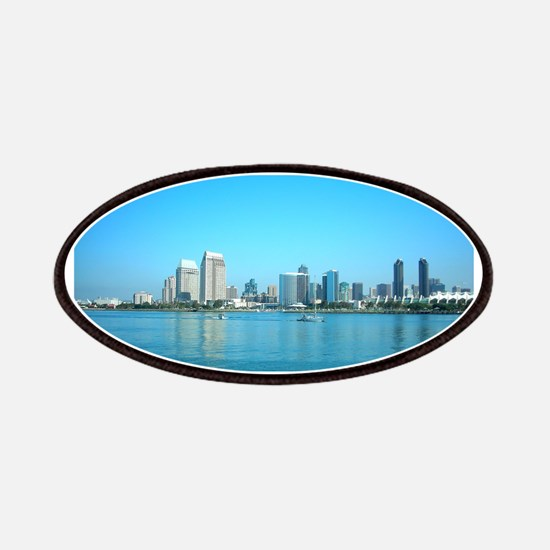 San Diego skyline Patch