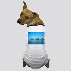 San Diego skyline Dog T-Shirt